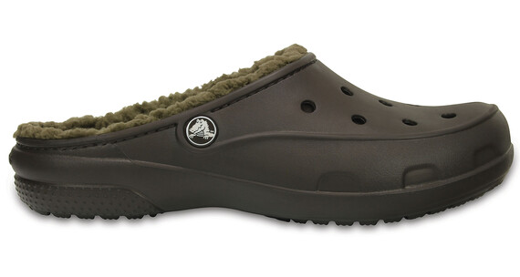 Crocs Freesail PlushLined Clogs Women Espresso